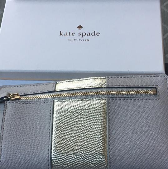 Kate Spade Kate Spade Cedar Street Racing Stripe Stacy Wallet