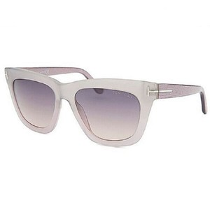 00185aef174 Tom Ford CELINA TF361 20D Grey Peach Frame Grey Gradient Polarized 55mm Lens
