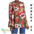 Show Me Your Mumu Multicolor Perveen Pirate Tunic Size 2 (XS) Show Me Your Mumu Multicolor Perveen Pirate Tunic Size 2 (XS) Image 1