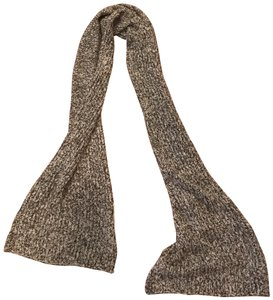 Free People knitted wool scarf