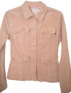 932be86bf3 Romeo & Juliet Couture Corduroy Button Front Soft Pink Blazer