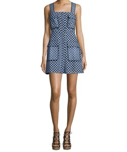 Kendall + Kylie short dress Blue on Tradesy