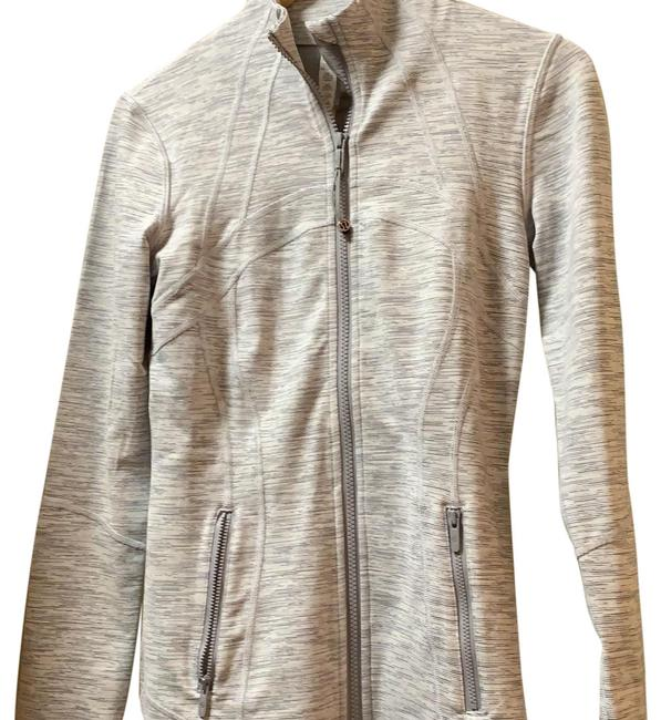 Item - Multi Colors Of Ivory and Gray. Please See Pictures Define Activewear Outerwear Size 6 (S)