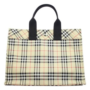 Burberry Tote Shoulder Bag