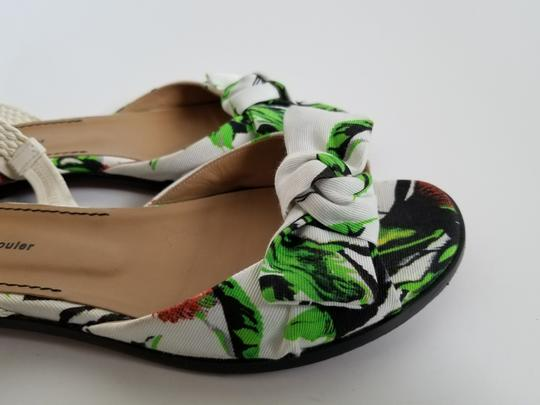 Proenza Schouler white, green Sandals Image 7