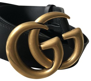 Gucci Gucci Double G Buckle Belt