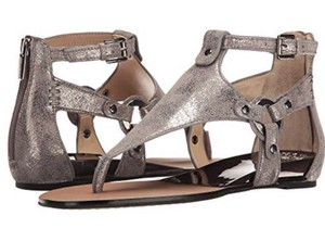 c7f3a3eaef0 Vince Camuto Metal Gray Averie Thong 8.5m Sandals Size US 8.5 ...