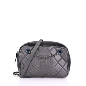 3cf5f943ba Chanel Ballerine Camera Case Bag Quilted Calfskin Medium