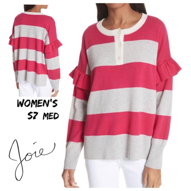 Preload https://img-static.tradesy.com/item/24606408/joie-inghin-stripe-sweater-0-0-650-650.jpg