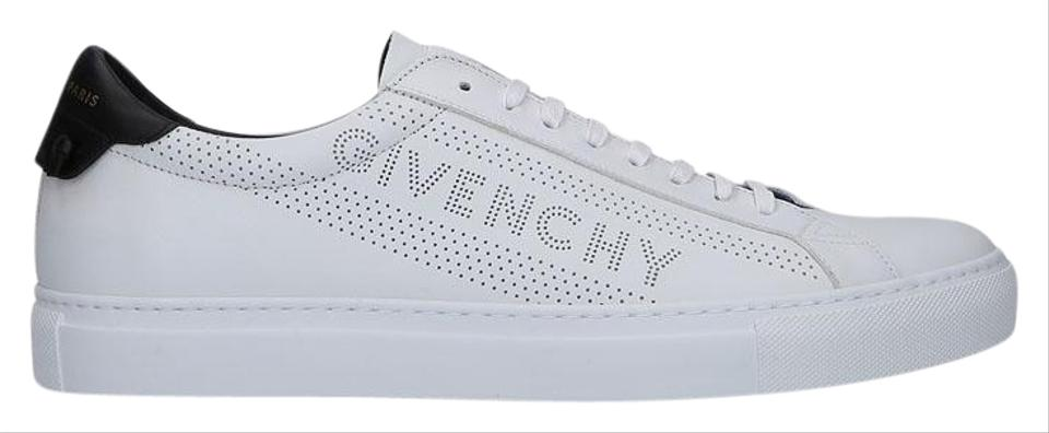 af3cfcca19fe Givenchy White   Black Urban Street Knot Sneakers Size EU 38.5 ...