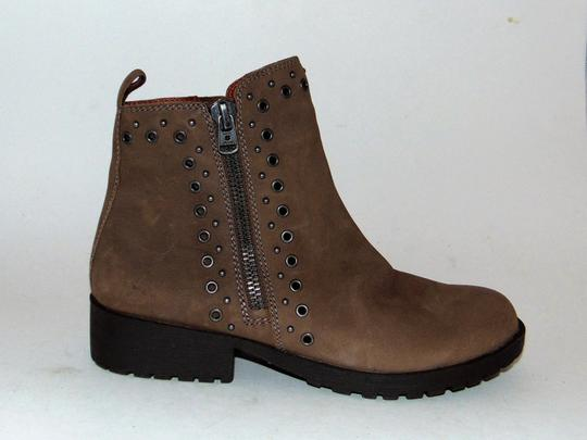 Lucky Brand Blogger Brown Grommet Boots Image 2