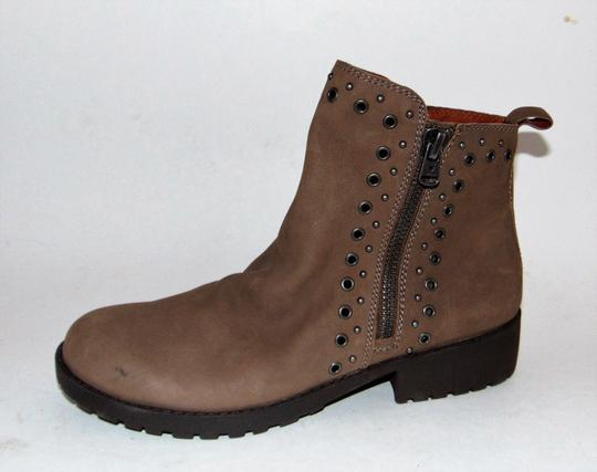 Lucky Brand Blogger Brown Grommet Boots Image 3