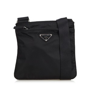 d31c26eb85df85 Black Prada Shoulder Bags - Up to 90% off at Tradesy