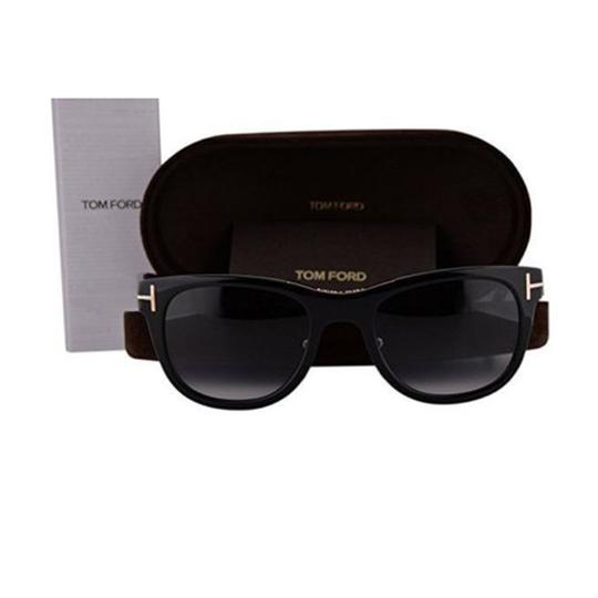 Tom Ford FT0045 01D Square Style Unisex