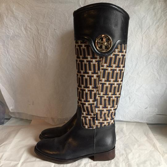 Tory Burch blue Boots Image 1