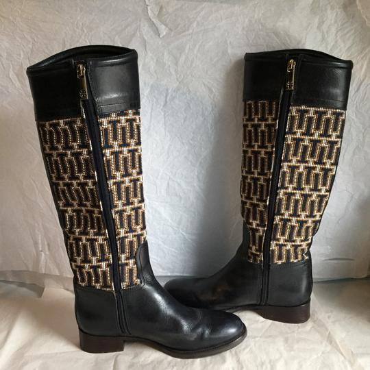 Tory Burch blue Boots Image 4