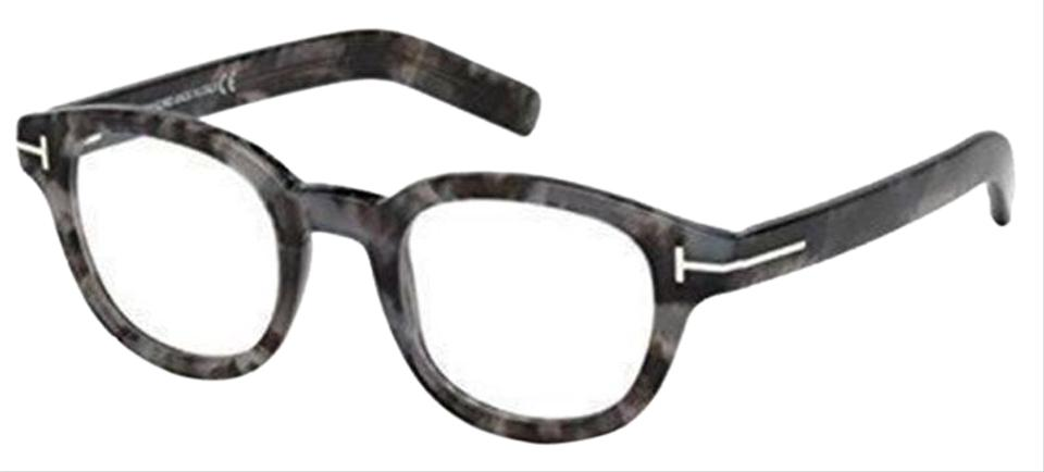 af17b32c542 Tom Ford Coloured Havana   Smoke Frame   Demo Customisable Lens ...