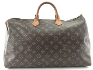 Louis Vuitton Lv Speedy 40 Satchel in Monogram