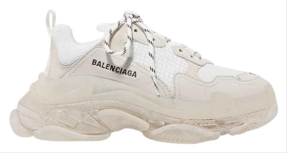 0c00afb93db Balenciaga Triple S Suede Leather Dad Sneakers Size EU 40 (Approx. US 10)  Regular (M, B)