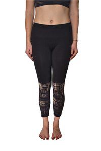 Free People Washed Barely There Legging
