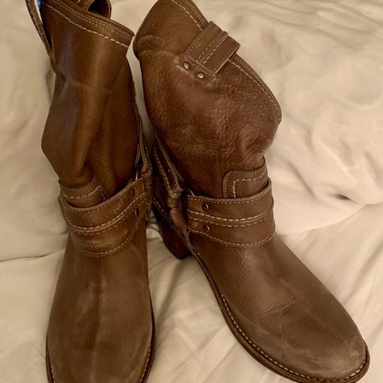 Frye Gray Boots Image 1
