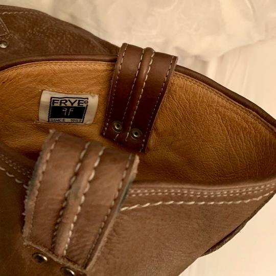 Frye Gray Boots Image 2