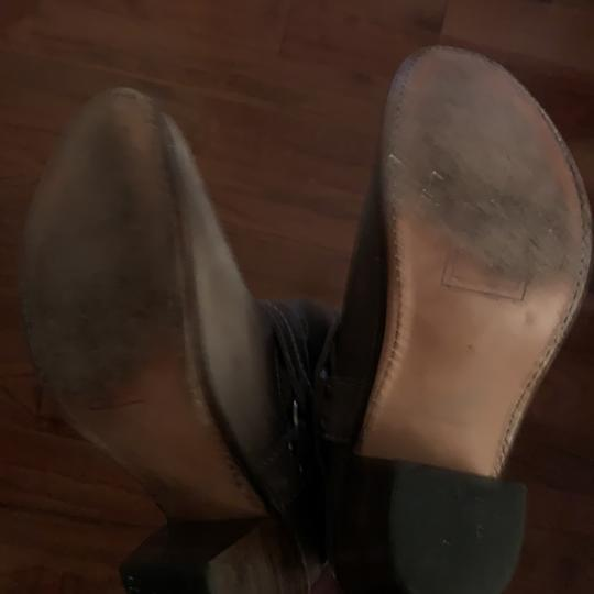 Frye Gray Boots Image 4