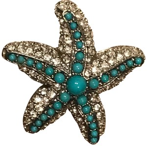 Stella & Dot Starfish Brooch