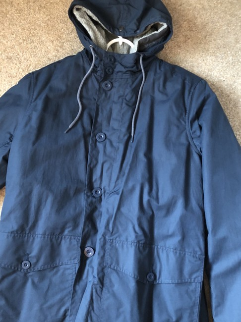 66 Degrees North Trench Coat Image 3