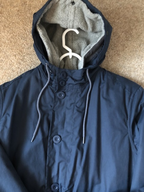 66 Degrees North Trench Coat Image 4