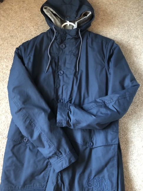 66 Degrees North Trench Coat Image 5
