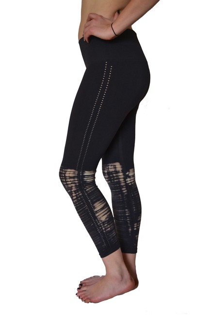 Free People Washed Barely There Legging Image 1