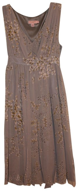 Ted Baker Silk Dress Image 0