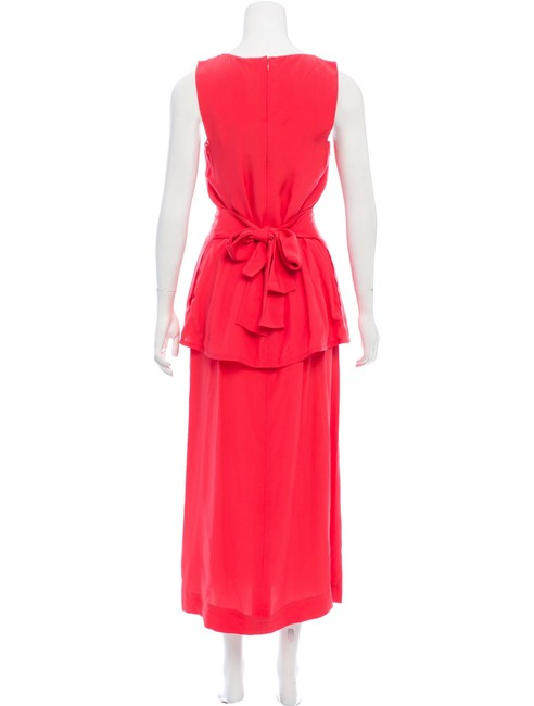 coral Maxi Dress by Fendi Image 1
