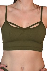 Free People Barely There Bra