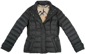 Burberry Brit Jacket Womans Womens Puffer Coat