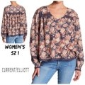 Current/Elliott Top Mini Phoenix Floral Image 0