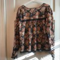 Current/Elliott Top Mini Phoenix Floral Image 2