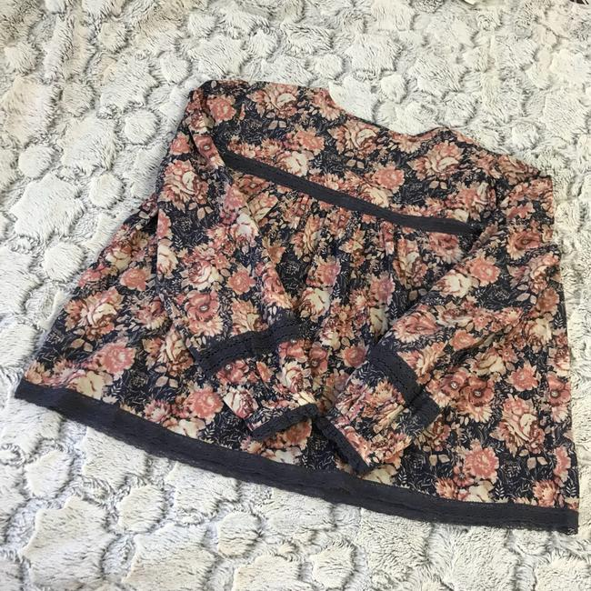 Current/Elliott Top Mini Phoenix Floral Image 4
