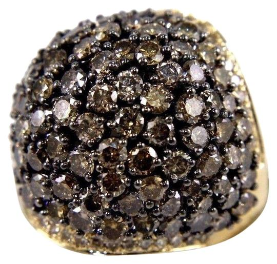 Preload https://img-static.tradesy.com/item/24607959/black-and-gold-fancy-color-round-diamond-cluster-dome-cigar-band-14k-yg-611ct-ring-0-1-540-540.jpg
