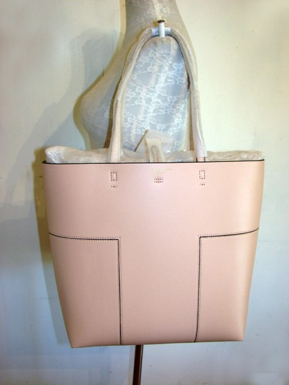 Tory Burch Tote in SHELL PINK Image 3