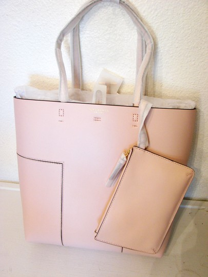 Tory Burch Tote in SHELL PINK Image 4