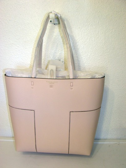 Tory Burch Tote in SHELL PINK Image 5