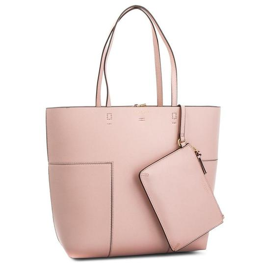 Tory Burch Tote in SHELL PINK Image 8