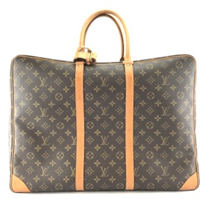 Louis Vuitton Porte Gm Voyage Monogram Travel Bag