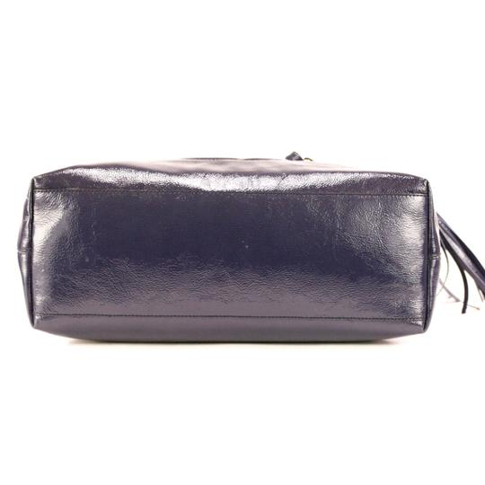 Gucci Cross Body Patent Leather Shoulder Bag Image 3
