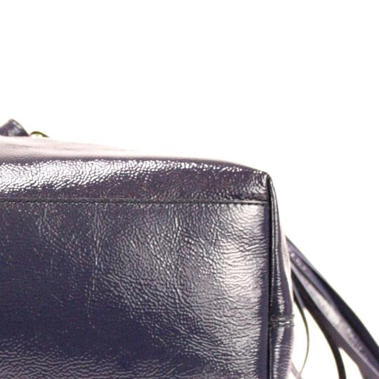 Gucci Cross Body Patent Leather Shoulder Bag Image 5