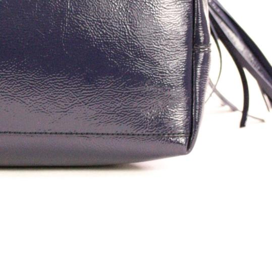 Gucci Cross Body Patent Leather Shoulder Bag Image 6