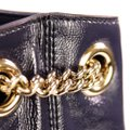 Gucci Cross Body Patent Leather Shoulder Bag Image 8