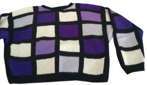 The Artisan Hand Knitted Wool Crew Neck Style Sweater